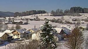 Snow in Drachselsried